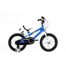 "Велосипед RoyalBaby FREESTYLE 18"", синий"